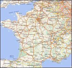 Une carte routière est à l'échelle 1/250 000. À combien de kilomètres vaut 1cm sur la carte ?