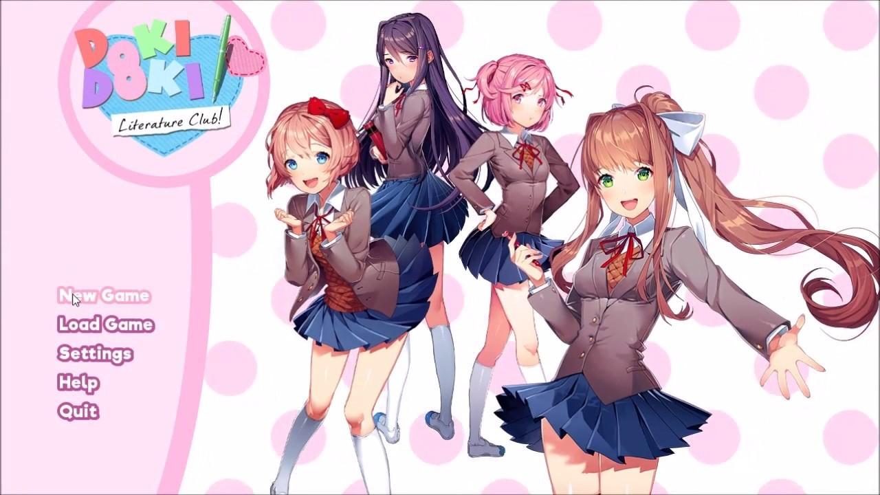 Quel personnage de ''Doki Doki Literature Club'' es-tu ?