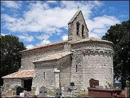 Nous sommes maintenant devant l'église Sainte-Foy de Blaymont. Commune de l'aire urbaine d'Agen, elle se situe dans le département ...