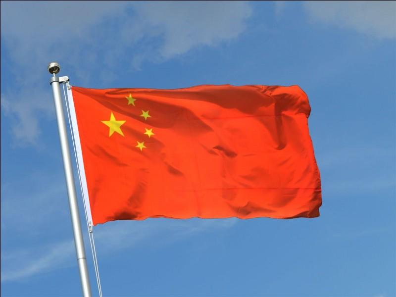 Est-ce que la Chine en fait partie ?