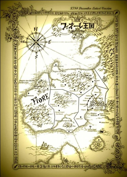 Complète la phrase : le royaume de Fiore, ce pays perpétuellement neutre qui compte ____ millions d'habitants est aussi un royaume de magie et de mystères.