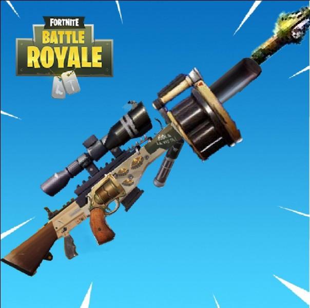 Quel est ton pistolet préféré ?