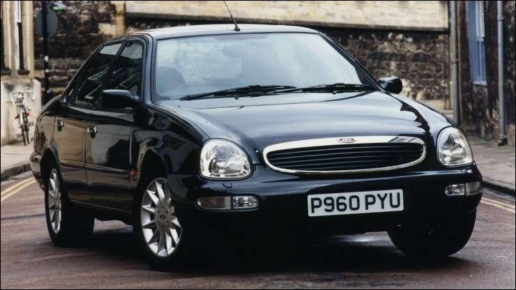 Quel est le nom de cette Ford moche ?