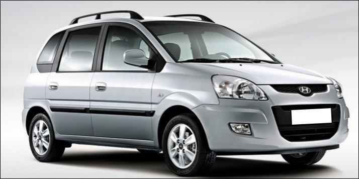 Quel est le nom de cette Hyundai moche ?