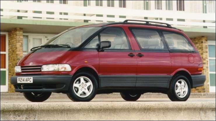 Quel est le nom de cette Toyota moche ?