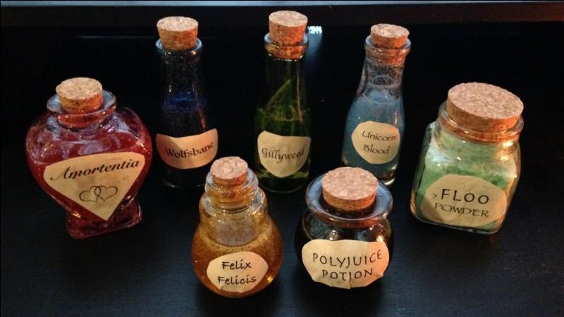 Que penser des potions ?