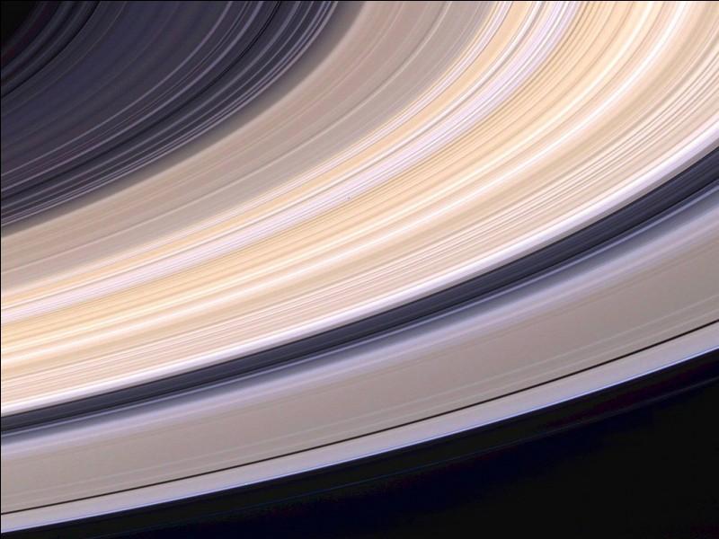 Combien de planètes sont dotées d'anneaux ?