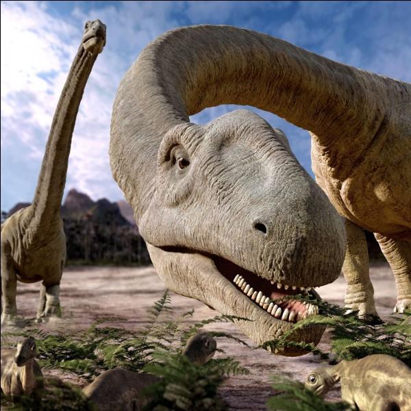 Que signifie Argentinosaurus ?