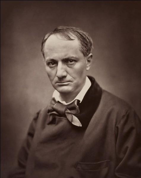 Charles Baudelaire est mort à 48 ans.