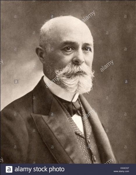 1903 : avec quel autre physicien, elle et son mari, partagent-ils le prix Nobel de physique pour leur aide apportée sur les travaux d'Henri Becquerel ?