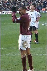 Joueur français ayant joué à Arsenal. Qui est-ce ?