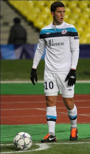 Joueur belge ayant joué au LOSC. Qui est-ce ?