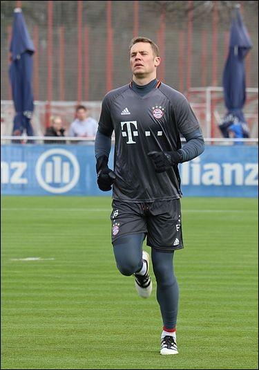 Joueur allemand jouant au Bayern de Munich. Qui est-ce ?