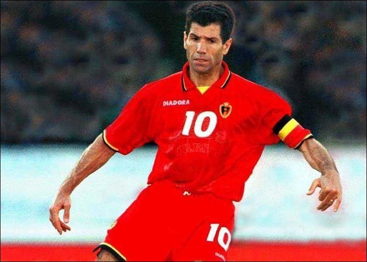 Joueur belge ayant joué au RSC Anderlecht. Qui est-ce ?
