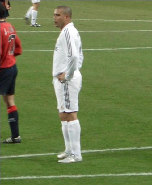 Joueur brésilien ayant joué au Real Madrid. Qui est-ce ?