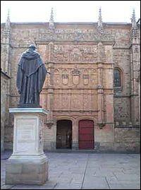 Cette ville abrite la deuxième plus ancienne université d'Espagne.