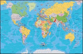 Quel est, entre ces trois, le pays qui n'existe pas sur notre planète ?