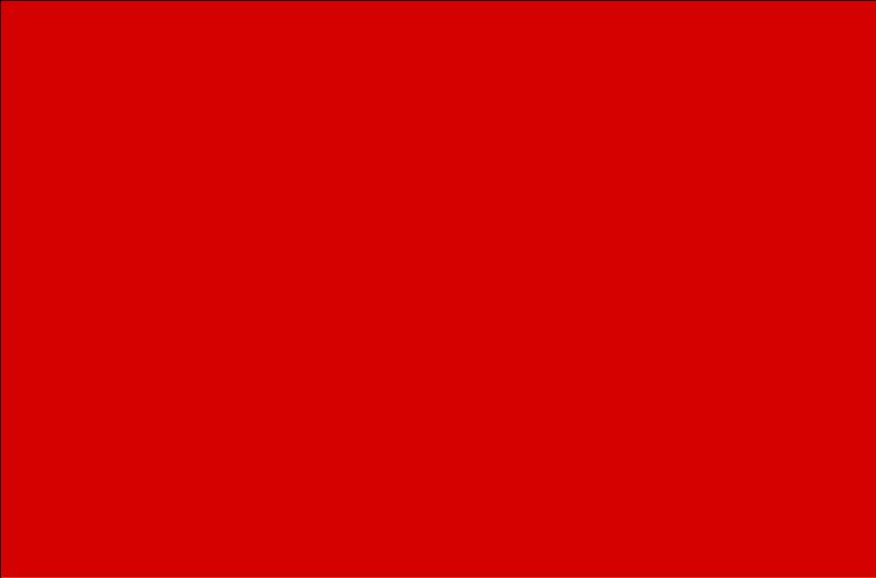 """Trop facile : comment dit-on """"rouge"""" en anglais ?"""