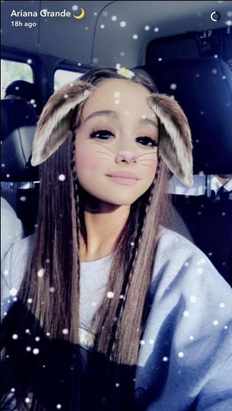 Quelle est la ville favorite d'Ariana Grande ?