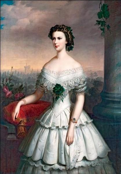 La taille extrêmement mince de l'impératrice Élisabeth d'Autriche, plus connue sous le nom de Sissi, est légendaire. À quel insecte est-elle assimilée ? Cliquez sur la bonne image.