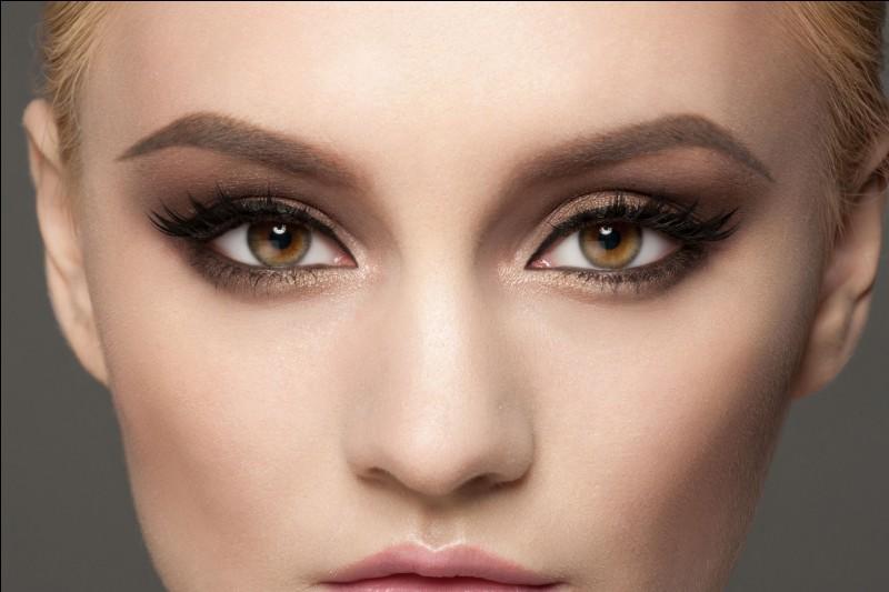 Mesdames, avec un peu de maquillage, vous aurez ces magnifiques yeux. À quel animal les associe-t-on ?