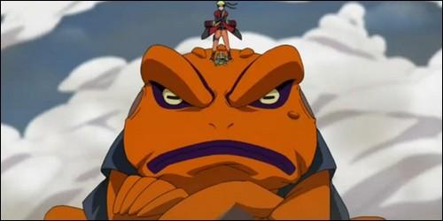 Quelle est l'invocation personnelle de Naruto Uzumaki ?