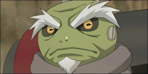 Qu'apprend Fukasaku à Naruto ?
