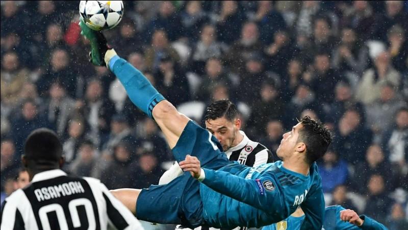 Lors de la défaite de la Juventus de Turin 3 à 1 en finale de la Ligue des champions contre le Real Madrid, qui a marqué le seul but turinois ?