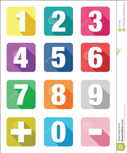 Où ton chiffre préféré est-il compris ?