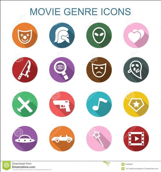 Quel est ton genre de films préféré ?