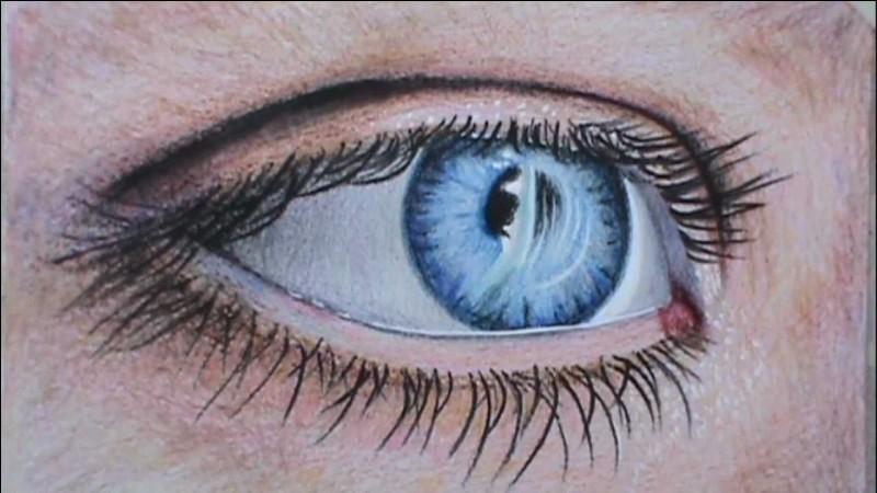 Et pour finir de quelle couleur sont tes yeux ?