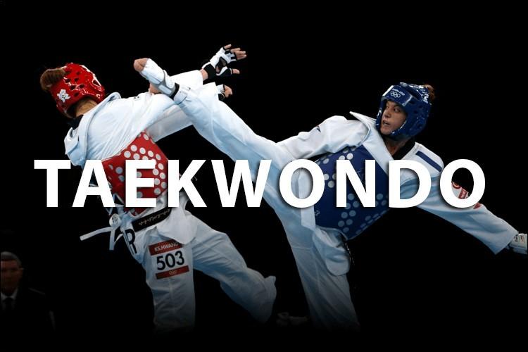 Le taekwondo est le sport national de la Corée du Sud.