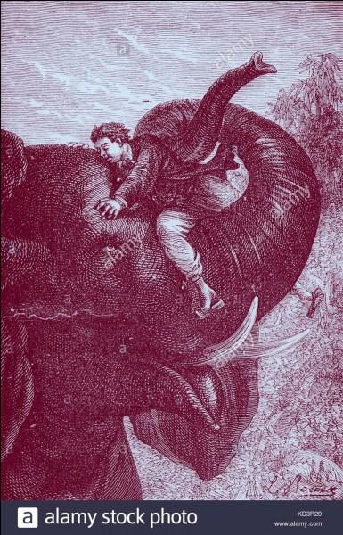 Dans quel titre de roman de Jules Verne peut-on lire le nombre quatre-vingts ?