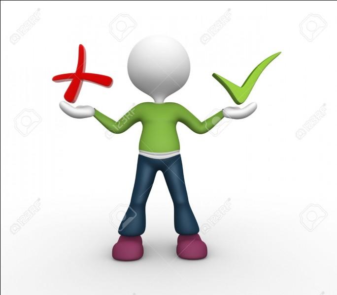 Quel statut ne permet pas de corriger des quiz ?