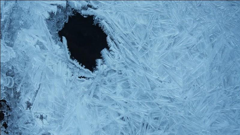 Où se trouve le lac Vostok ?