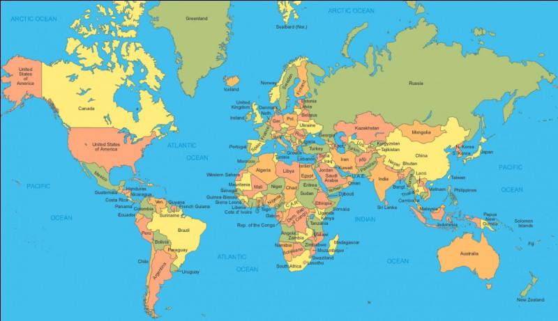 Quels pays se sont le plus affrontés ?