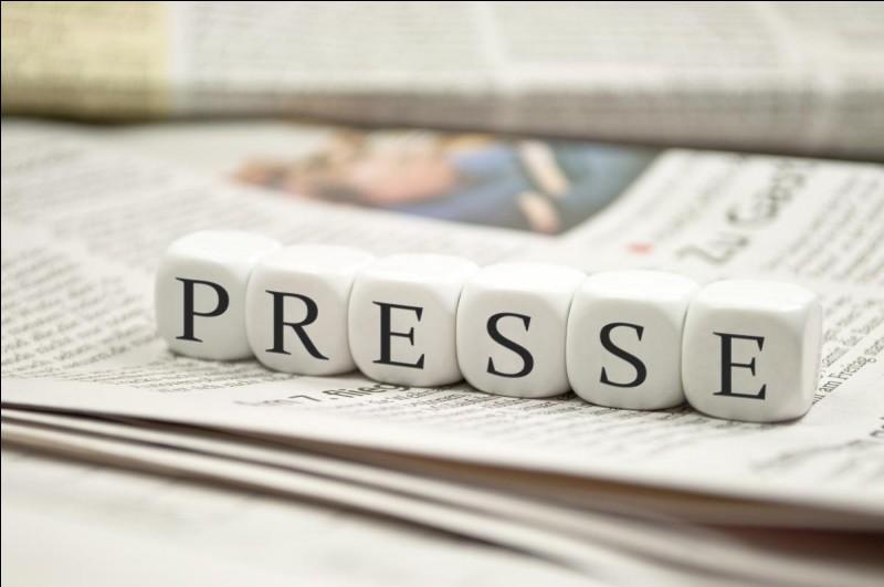 Comment la presse écrite a-t-elle réagi durant ces conflits ?