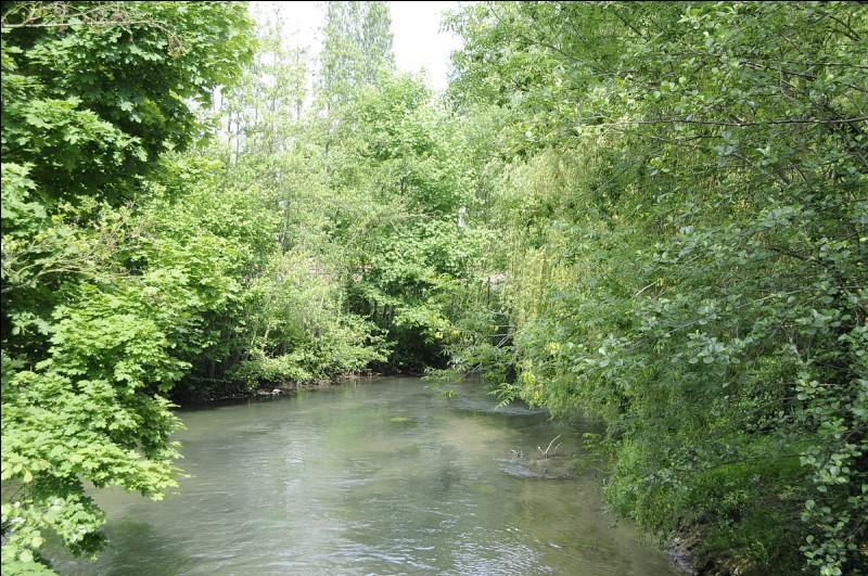 Quelle rivière traverse Beauvais ?