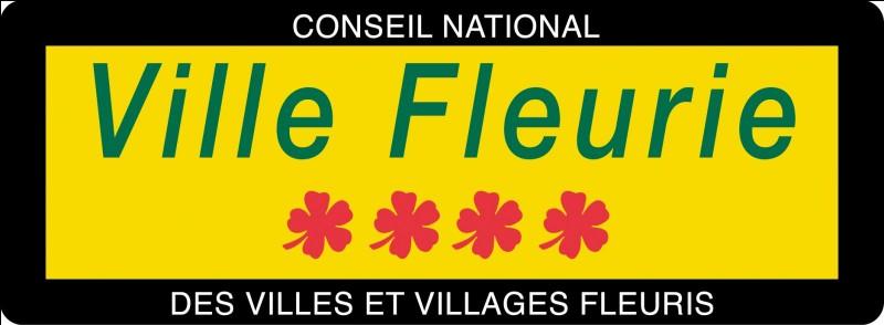 Beauvais a reçu la fleur d'or.