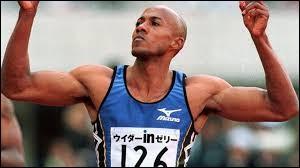 N : Quelle est la nationalité du sprinter Frank Fredericks ?