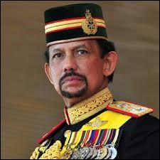 B : Quel pays est dirigé par un sultan ?