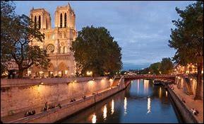 D : Quel pays est le plus éloigné de Paris ?