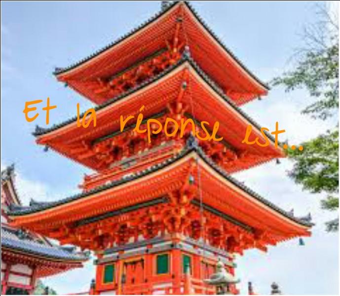 À la question ci-dessus, que vas-tu répondre en japonais ?