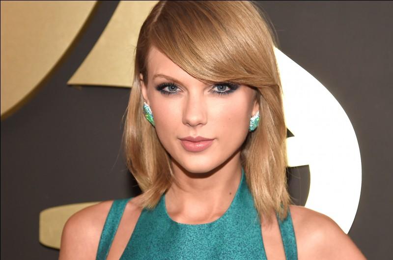 D'après plusieurs sources, Taylor Swift serait la star la mieux payée en 2017.