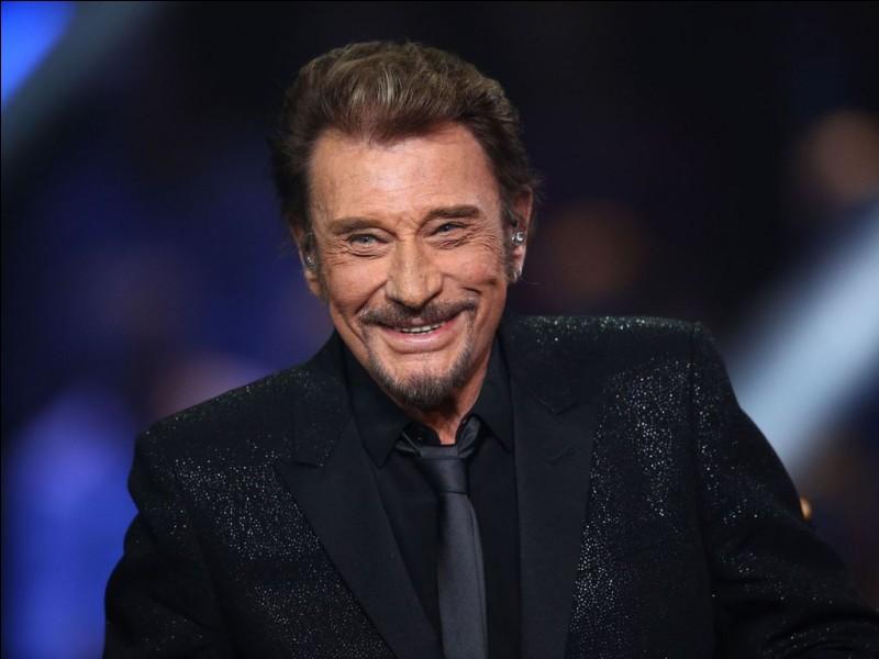 Johnny Hallyday a joué dans moins de 10 films en France.
