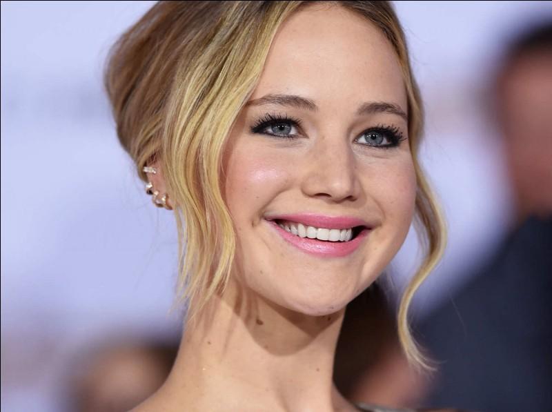 Jennifer Lawrence a partagé plus de quatre fois l'affiche avec l'acteur Bradley Cooper.