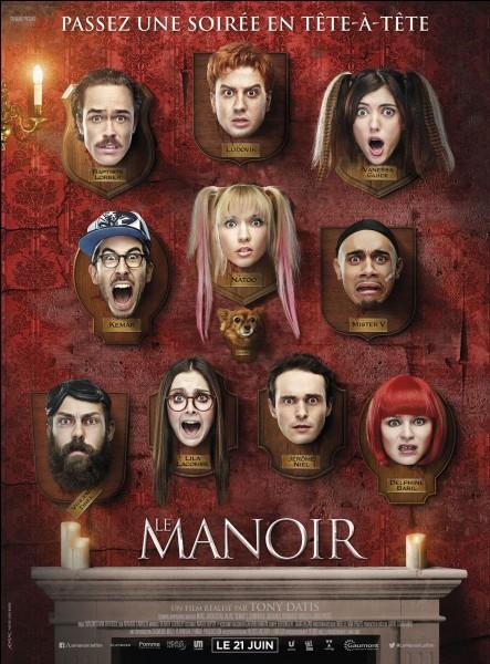 """""""Le Manoir"""" est un film français mettant en scène des acteurs du Studio Bagel."""