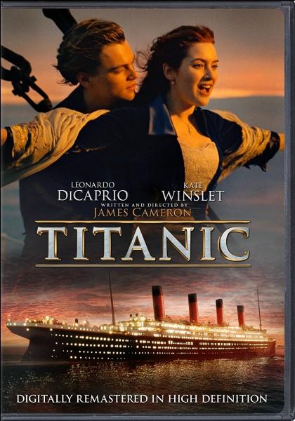 """Leonardo DiCaprio a 20 ans lors du tournage du film """"Titanic""""."""