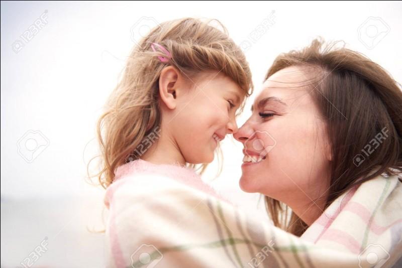 Quel est le diminutif français le plus souvent utilisé pour désigner la mère ?