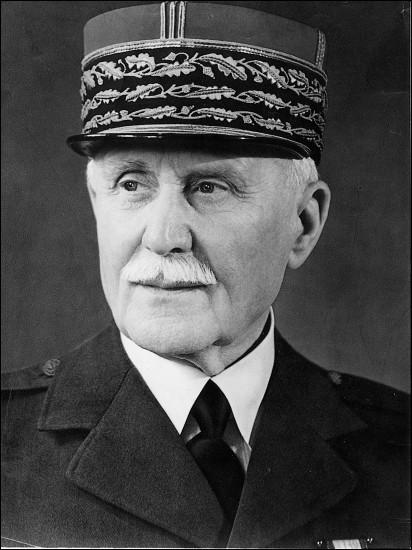 En quelle année Philippe Pétain est-il mort ?